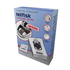 Genuine Nilfisk Extreme, Elite, King & GM200/300/400 Bags